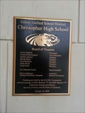 Image for Christopher High School - 2009 - Gilroy, CA
