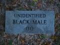 Image for Unidentified Black Male - 00 - Riverside Memorial Park, Jacksonville, Florida