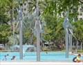 Image for Esplanade Swimming Lagoon Fountain - Cairns, Australia