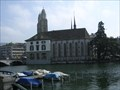Image for Wasserkirche - Zurich, Switzerland