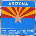 Image for Arizona ~ The Grand Canyon State Welcomes You