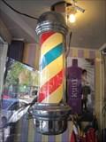 Image for Midvale Beauty Salon Barber Pole - Midvale, Utah
