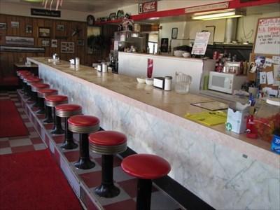 Pane 3, Mollie's Cafe, Snowville, UT
