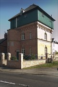 Image for Potterhanworth Water Tower in the East Midlands of England