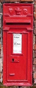 Image for Postbox - Burnaston, Derbyshire