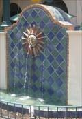 Image for Sun  fountain - Santa Barbara, CA
