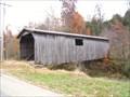 Image for Seal Barn/Big Cedar Creek Bridge - Cedar Grove, IN (14-24-10)