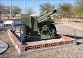 Image for M1A1 155mm Field Gun ~ Mohave Desert Veterans Memorial of Golden Shores