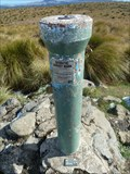 Image for Geodetic Survey Mark 1081, Dunedin, New Zealand
