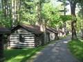 Image for Black Moshannon State Park, Family Cabin District - Philipsburg, Pennsylvania
