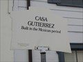 Image for Gutierrez Adobe - Monterey, CA