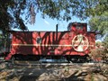 Image for Atchison, Topeka & Santa Fe Railway Caboose #999248 - Strong City, Kansas