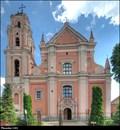 Image for All Saints Church / Visu Šventuju bažnycia - Vilnius (Lithuania)