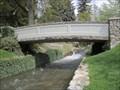 Image for Arched Stone Footbridge -  Salt Lake City, Utah