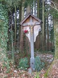 Image for Feldkreuz 'Waldrand Trautersdorf/Griebling' - Prien am Chiemsee, Lk Rosenheim, Bayern, Germany