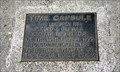 Image for Time Capsule at the War Monument — Lumsden, New Zealand