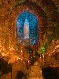 Image for Lady of Lourdes Shrine Outdoor Altar in New Lebanon, New York