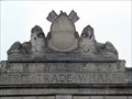 Image for Free Trade Wharf Lions - The Highway, London, UK