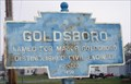 Image for Blue Plaque: Goldsboro
