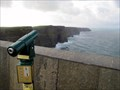 Image for Cliffs of Moher Talking Telescope - County Clare, Ireland