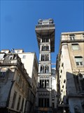 Image for Santa Justa Lift  -  Lisbon, Portugal