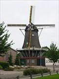 """Image for Windmill """"De Hoop"""" in Klarenbeek, the Netherlands."""