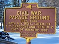 Image for Civil War Parade Ground - Letchworth State Park, New York