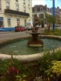 Image for La fontaine de la gare (St-Dié) (Lorraine)