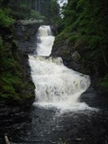 Image for HIGHEST --  Waterfall in Pennsylvania - Raymondskill Falls