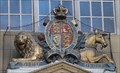 Image for A Lion On Queen Victoria's Coat Of Arms On Theatre Royal – Manchester, UK