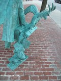 Image for Edgar Allen Poe - Various Works - Poe Returns to Boston Statue - Boston, MA