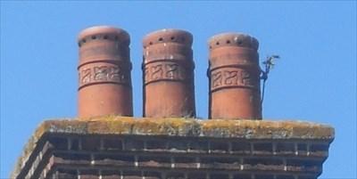 ...the terra-cotta pots.