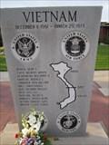 Image for Vietnam War Memorial - Uintah County Government Building  -   Vernal, Utah - USA