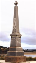Image for Boer War Memorial. Riverton. New Zealand.