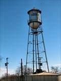 Image for Abbott water tower -- Abbott, TX