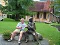 Image for Sherlock Holmes, Meiringen, Switzerland