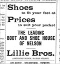Image for Lillie Bros. - Nelson, BC - 1899