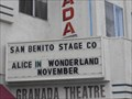 Image for San Benito Stage at Granada Theatre - Hollister, California