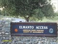 Image for American River Bikeway Trail   -- solar phone