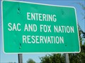 Image for Sac and Fox Reservation - Lincoln County, OK