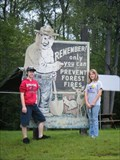 Image for Smokey the Bear - PA Lumber Museum - Galeton, PA