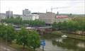 Image for Saarbrücken, the riverine town; Saarland, Germany