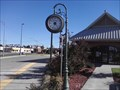 Image for Fort Smith Transit Clock - Downtown Transit Center - Fort Smith AR