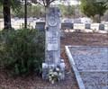 Image for C. A. Cutts - Almarante Cemetery - Laurel Hill, FL