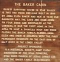 Image for The Baker Cabin