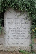Image for Commemoration Stone  For 45th Anniversary Of Liberation - St. Helier, Jersey, Channel Islands