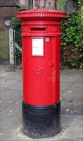 Image for Victorian Pillar Box, Abbey Square, Chester