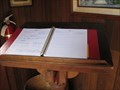 Image for St Paul's Episcopal Church Guest Book - Healdsburg, CA