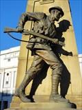 Image for World War I War Memorial Soldier and Sailor – Bradford, UK
