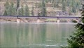 Image for New Clark Fork Railroad Bridge - Clark Fork. ID